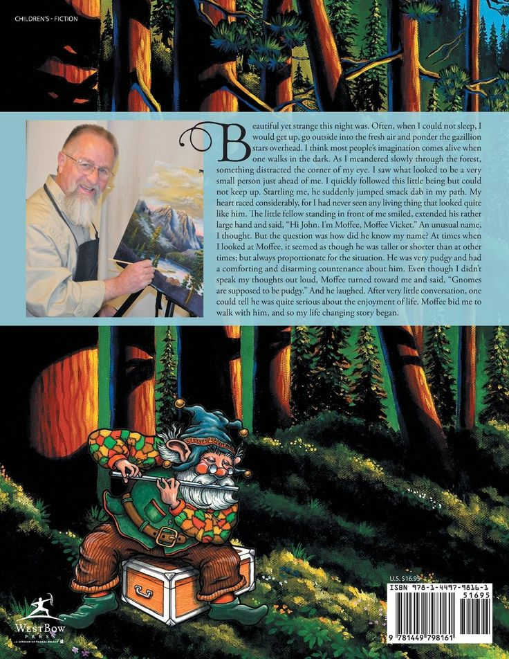 """Legend of The """"Mono Gnome"""": A Story From Gnome Hollow: Little John"""" Adams: 9781449798161: AmazonSmile: Books"""