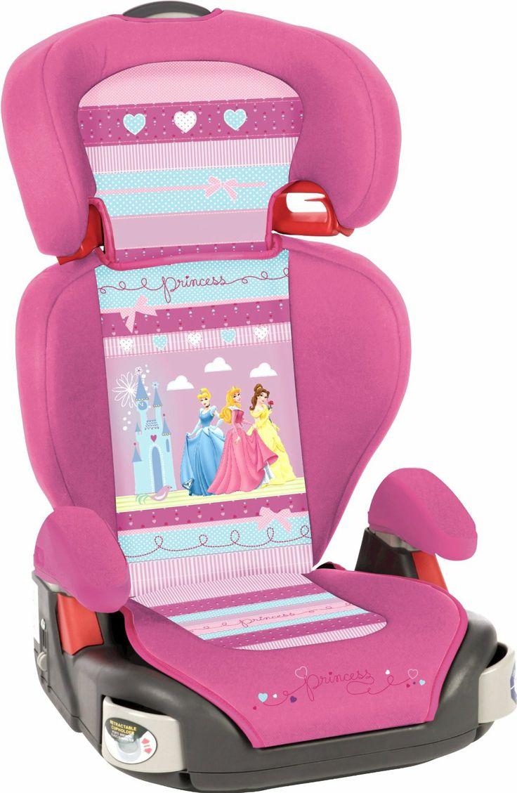disney princess booster car seat