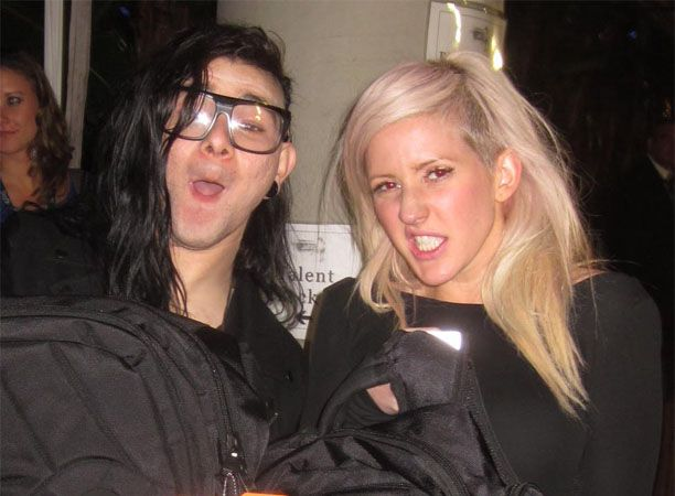 Is ellie goulding dating sonny moore 7