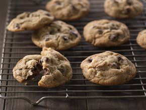 Just like the name says, this is the chocolate chip cookie extraordinaire!
