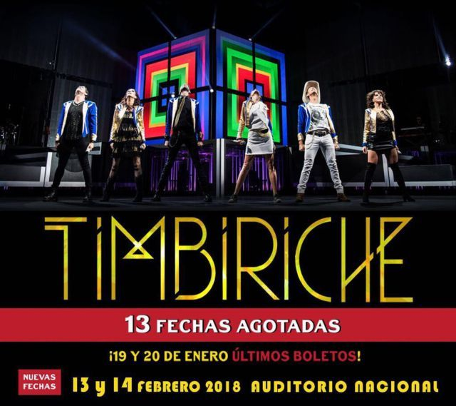 Timbiriche en concierto | Música | LOS40 México