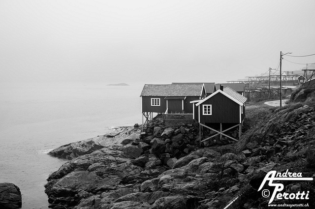 Lofoten - 23.09.2012 by Andrea  Perotti, via Flickr