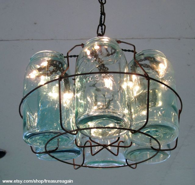 Sat Nite Special #123 link party - featuring mason jars! | Funky Junk InteriorsFunky Junk Interiors