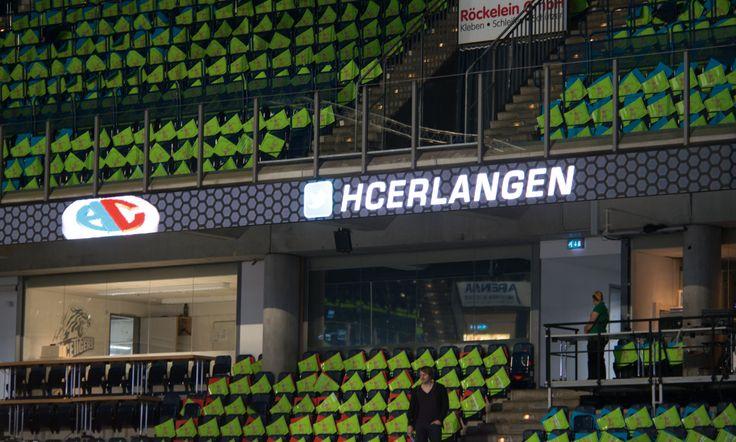 Arena Nürnberger Versicherung: am 26. August kommt der Ex-Meister HC Empor Rostock. Die HC Erlangen-Fans freuen sich schon. Infos: http://www.hc-erlangen.de #handball #bundesliga #sport #erlangen #hcerlangen #hlstudios #ArenaNuernbergerVersicherung