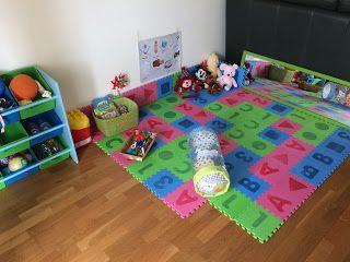 Projeto Brincar e Aprender: Meu cantinho Montessori