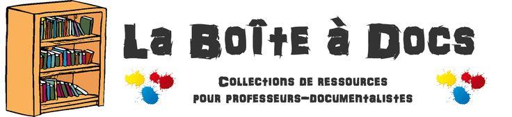 EMI - Séquence 1 - séance 1 : Découverte du CDI + du Professeur-documentaliste + Charte informatique Sur La boîte à Docs 24 septembre 2014