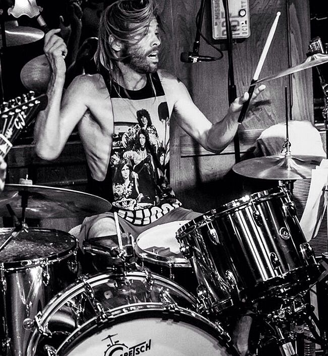 Taylor Hawkins, Chevy Metal.
