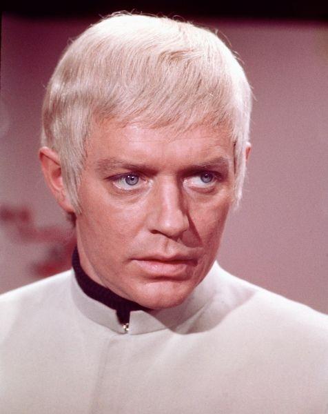 Commander Ed Straker  UFO | Gerry Anderson | Ufo tv series