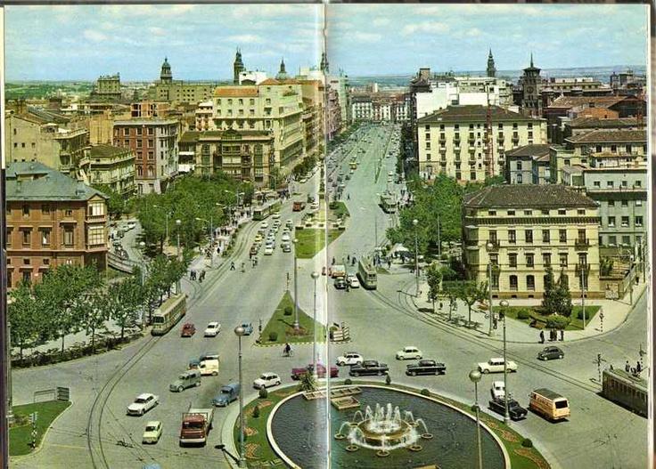 Desde Plaza Aragon, independencia ...