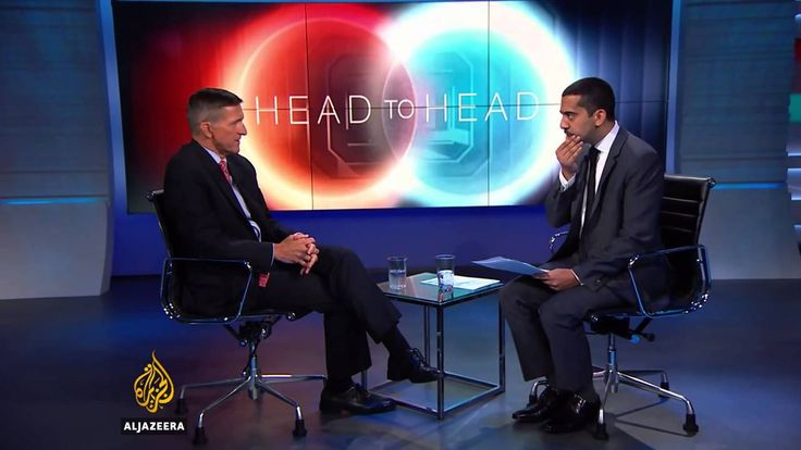 Mehdi Hasan goes Head to Head with Michael T  Flynn