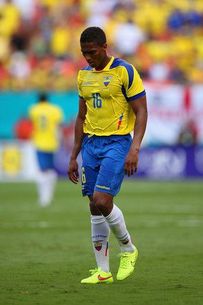 Luis Antonio Valencia of Ecuador