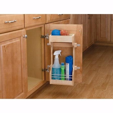 Under Sink Kitchen Cabinet Door Organizers At Home Depot