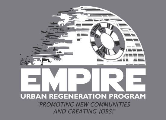 Empire Urban Regeneration Tee