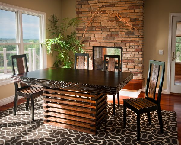 Various Modern Dining Tables For You Eclectic Room 002