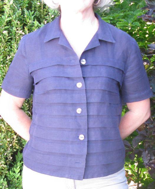 Der Blick in den Kleiderschrank sagt mir: ich könnte für die warme Jahreszeit noch ein oder zwei schöne Blusen gebrauchen. Welche Modelle od...