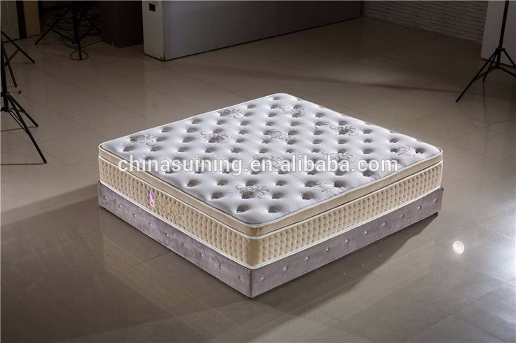 Beautiful New Arrival Bagged Pocket Spring Mattress Manufacturer