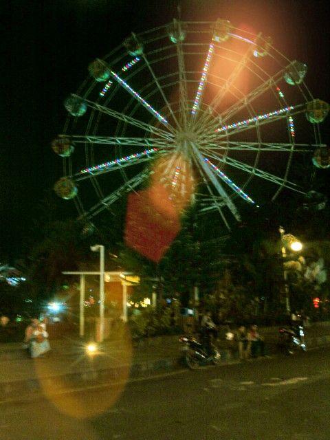 Batu town park