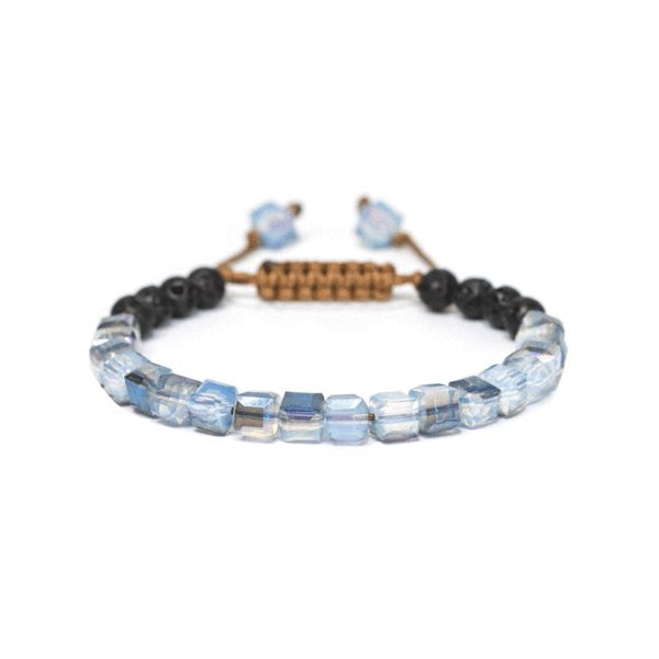 Glass #diffuser #bracelet  Use with your favorite #essentialoils  https://www.vitalityextracts.com/collections/holiday-sale/products/glass-diffuser-bracelet-ocean-blue?rfsn=970956.112fc1