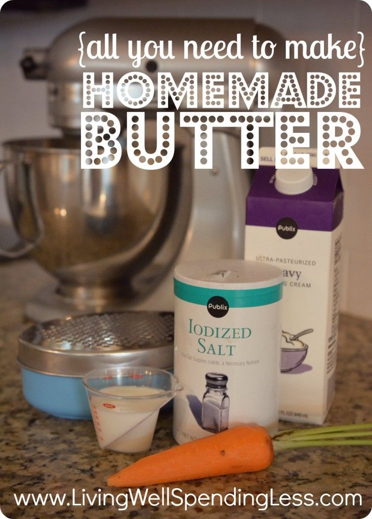 How to make homemade butter jars homemade and kitchen