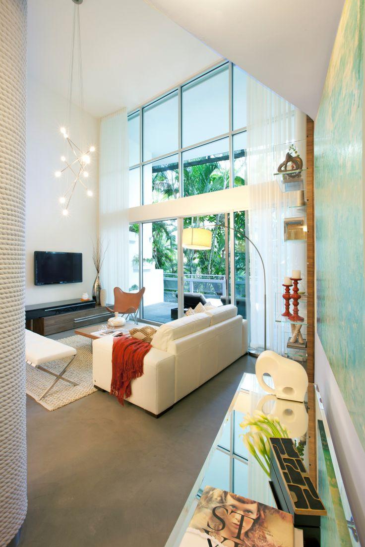 Residential Interior Design Project In Miami FL