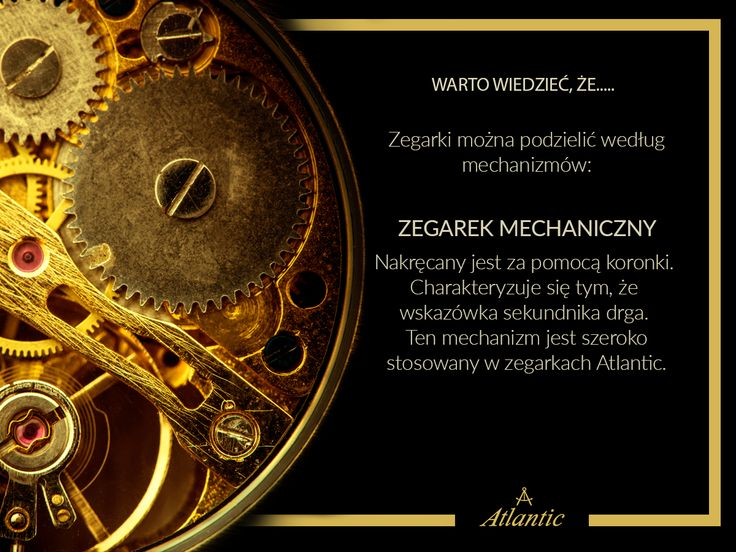 Przeczytajcie na naszym blogu co warto wiedzieć o swoim zegarku.