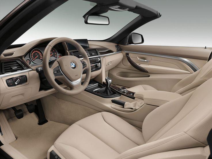 BMW 4 Series Convertible Interior - Car Body Design