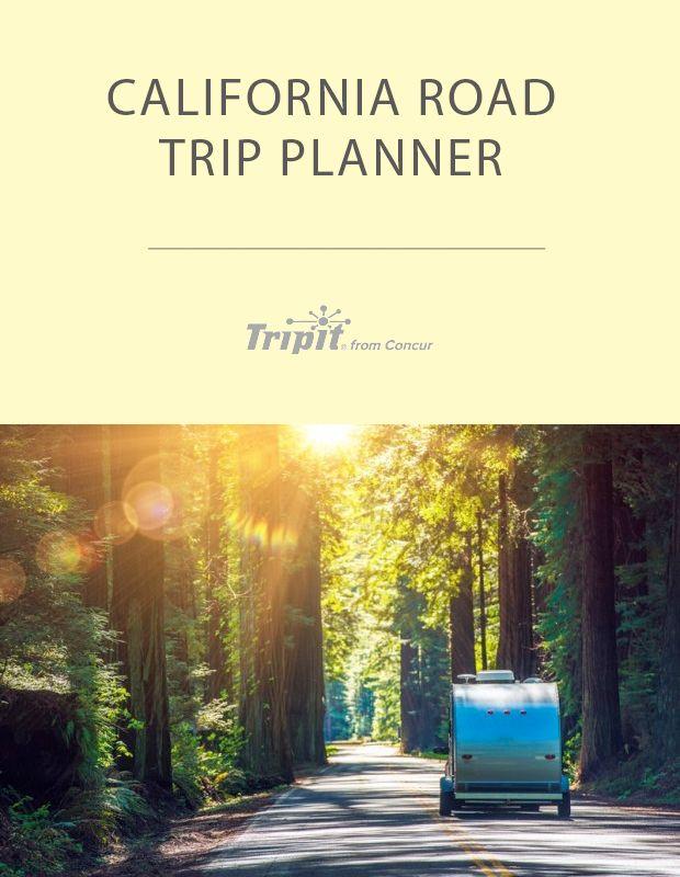 Interactive Map Usa Road Trip%0A California Road Trip Planner