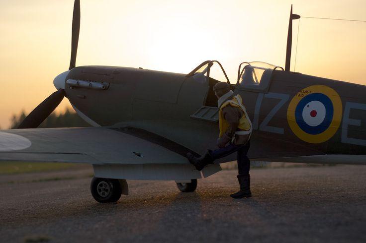 1/4 Spitfire, photo by Timo Keränen