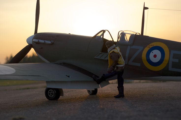 1/4 Spitfire, photo by Timo Keränen