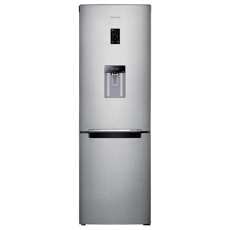 BuySamsung RB31FDRNDSA Fridge Freezer, A+ Energy Rating, 60cm Wide, Silver Online at johnlewis.com