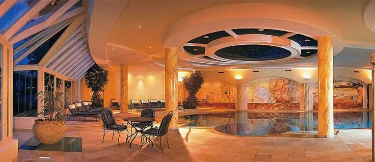 La Spa del Relais & Châteaux Gardena Gourmet Hotel & Spa - ORTISEI (Alto Adige)