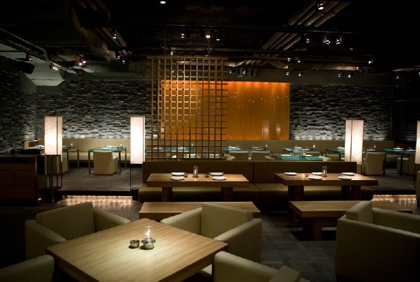Zuma Istanbul - Restaurants - Istanbul, Turkey - Contemporan