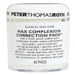 Amazon.com: Peter Thomas Roth Max Complexion Correction Pads? (60 Pads): BeautyAdd an AHA lotion or cream to your daily skincare regimen, or do an at-home AHA peel once a week (or more, if your skin isn't too sensitive). Many dermatologists recommend using an AHA lotion in the morning so your nighttime treatment (whether a retinoid, basic moisturizer, or both) can penetrate more effectively