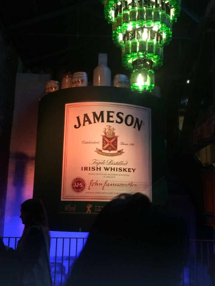 Universal Disorders-Alcoholism: The Jameson distillery is a major part of Ireland's  national pride and their history, thus they would endorse a more ...