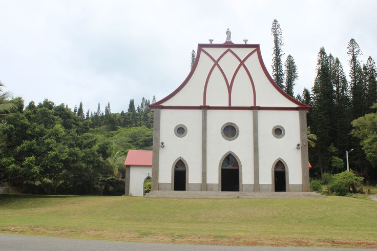 Catholic Church Isle of Pines - New Caledonia