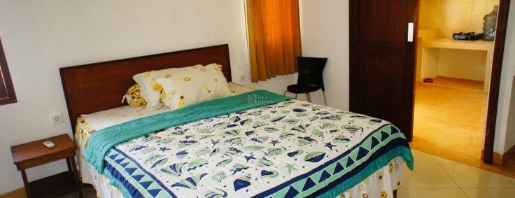 Bali Accomodation 1 Bedroom to rent.  Price: Rp. 4,500,000 / month  (USD 377 $ : Rates on 16 Sep 2014) #BaliRadarVilla