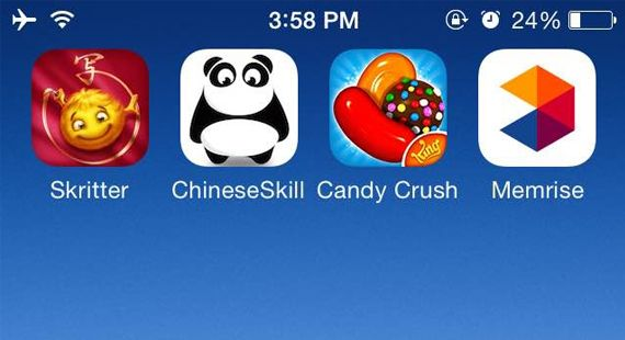 See you later pen and paper, smartphone apps are the rising stars of Chinese language learning!