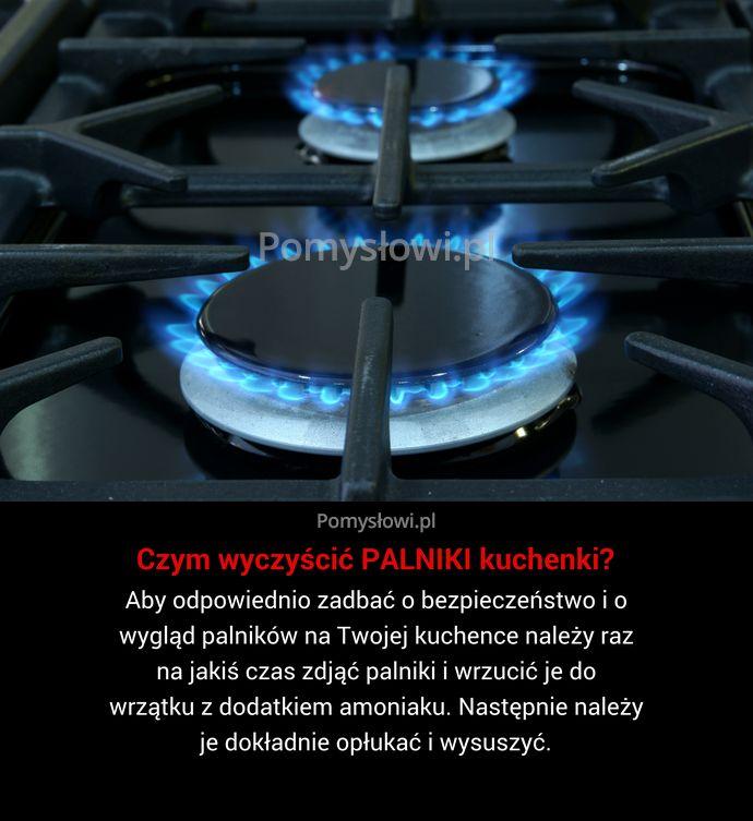 Aby odpowiednio zadbać o bezpieczeństwo i o wygląd palników na Twojej kuchence należy raz na jakiś czas zdjąć palniki i ...