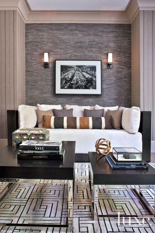 Living Room Feature Wall Decor: 17 Best Images About Accent Wall Ideas On Pinterest
