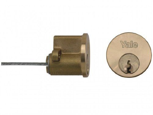 Yale Locks P1109 Replacement Rim Cylinder 2 Keys by Yale #Yale #Locks #Replacement #Cylinder #Keys