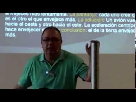 El Desdoblamiento del tiempo Enric Corbera parte 1º - YouTube
