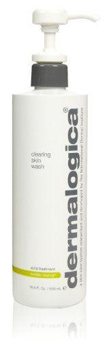Dermalogica Medibac Clearing Skin Wash 16.9 Oz - http://www.specialdaysgift.com/dermalogica-medibac-clearing-skin-wash-16-9-oz/