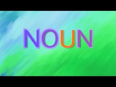 Nouns are everywhere!!! - Lucky Little Learners