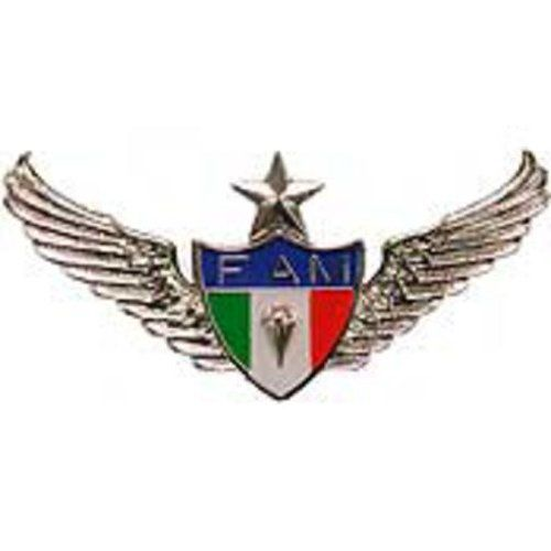 "Mexican Senior Jump Wings Pin 2 3/4"" by FindingKing. $14.99. This is a new Mexican Senior Jump Wings Pin 2 3/4"""