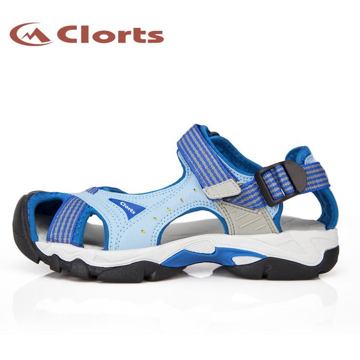 Clorts Women Beach Sandals Quick Dry Summer Pu Shoes-SD-202A