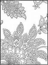 INTRICATE DESIGNS Colouring Pages
