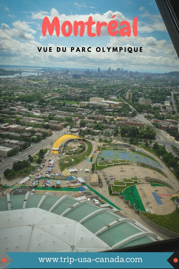 montreal stade olympique http://www.trip-usa-canada.com/montreal-en-3-jours-incontournables/
