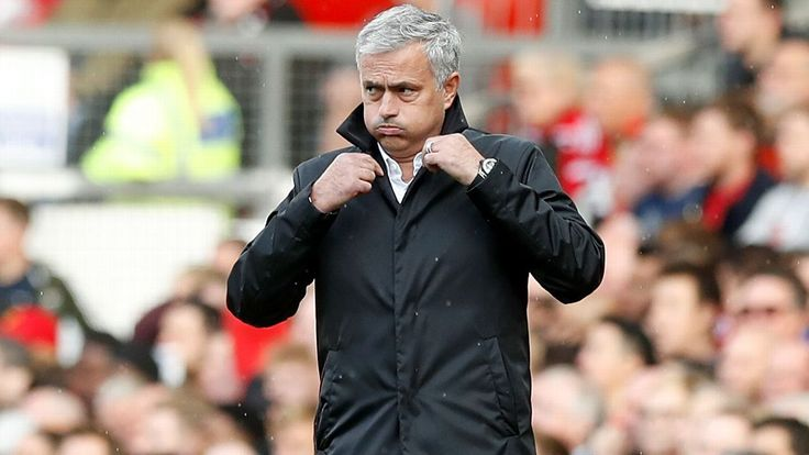 Manchester Uniteds Jose Mourinho  I didnt think of Manchester City for a second