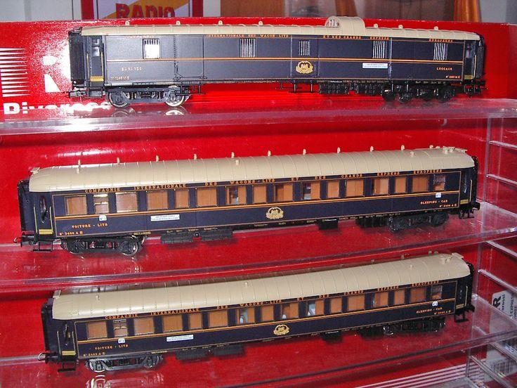 modellini treni rivarossi