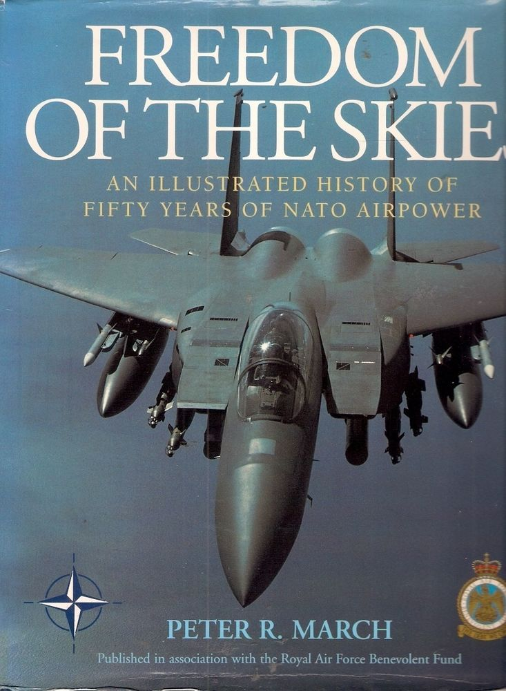 HISTORY of 50 YEARS of NATO AIRPOWER. Fantastic photographs, with many air-to-air shots. Key data on each aircraft type The political and peacekeeping role of NATO, dependant on airpower 50th anniversary year of NATO.
